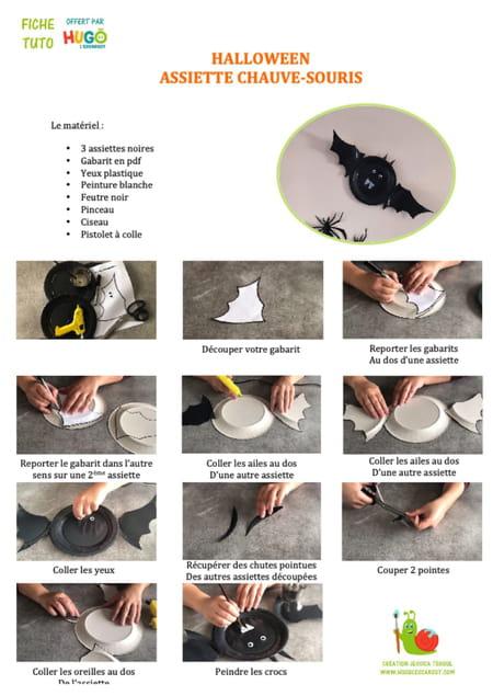 fabriquer-une-assiette-chauve-souris-pour-le-gouter-d-halloween