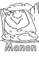 Coloriage Manon en Ligne Gratuit à imprimer