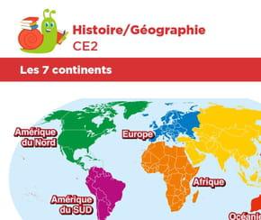 Les 7continents