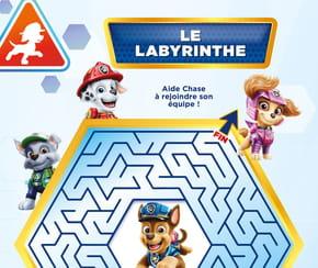 Jeu du labyrinthe, Pat'Patrouille