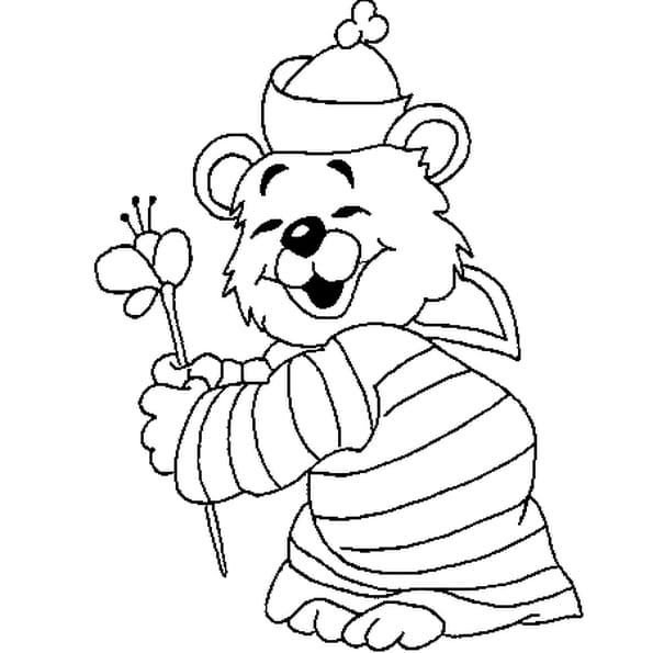 Coloriage b b ours en ligne gratuit imprimer - Coloriage en ligne enfant ...