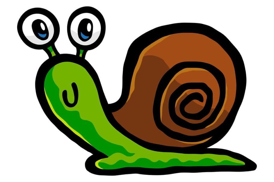 Comptine Monsieur l'escargot