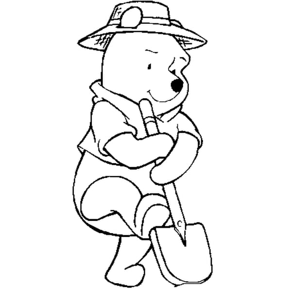 Coloriage winnie l 39 ourson en ligne gratuit imprimer - Winnie l ourson coloriage ...