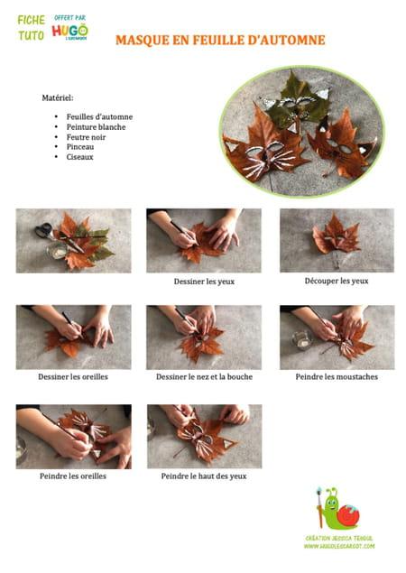 fabriquer-des-masques-d-automne-avec-des-feuilles-mortes