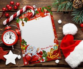 Liste au père Noël