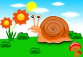 Comptine L'escargot