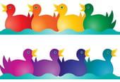 Comptine La semaine des canards