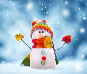 Activité manuelle hiver: bricolages faciles pour enfants