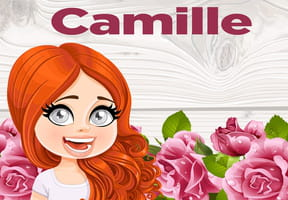 Camille : prénom de fille lettre C