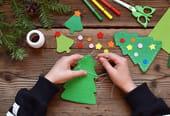 Décorations de Noël à fabriquer: bricolages à faire avec les enfants