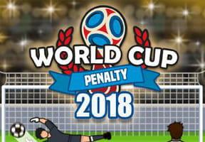 Jeu: Penalties Coupe du Monde2018