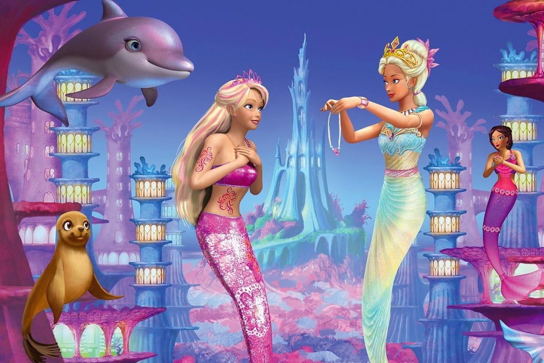 Coloriage barbie et le secret des sir nes 2 sur - Barbie sirene surfeuse ...