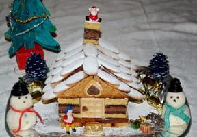 Chalet du Père Noël à Manger!