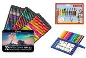 Crayons de couleur: notre sélection pour révéler leurs talents
