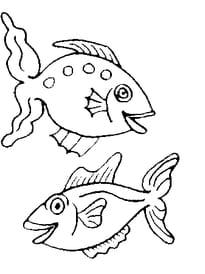 poissons avril