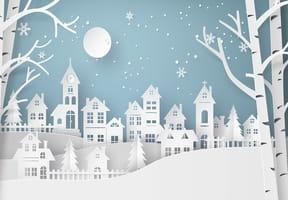 Bricolages Pochettes de Noël