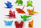 Origami: idées faciles et modèles de pliage en papier