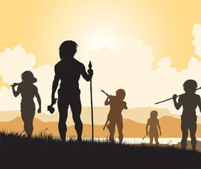 Le quiz sur les hommes préhistoriques