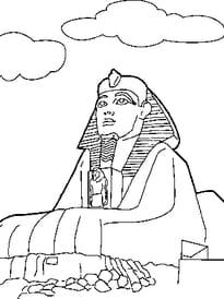 Sphinx Egypte