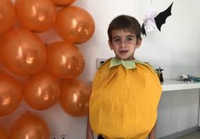 Déguisement citrouille pour Halloween [VIDEO]
