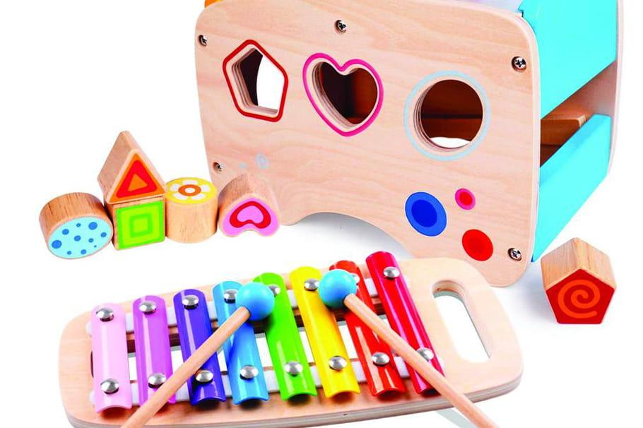 Jouets Montessori: les meilleurs jeux pour bébés et enfants