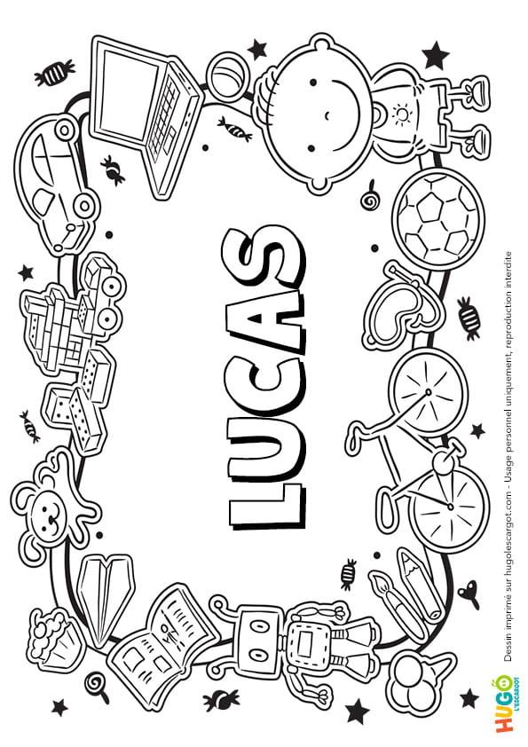 Lucas prénom de garçon version3