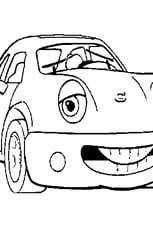 Coloriage auto
