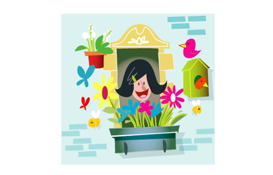 Attirer des animaux dans son jardin - Comment attirer des oiseaux dans son jardin ...