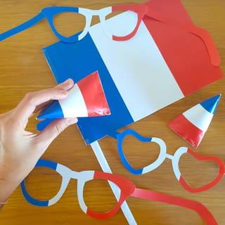 Votre kit de supporter de France est terminé!