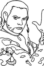 Coloriage Jeff Hardy