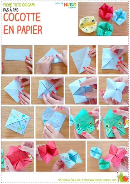 fabriquer-une-cocotte-en-papier