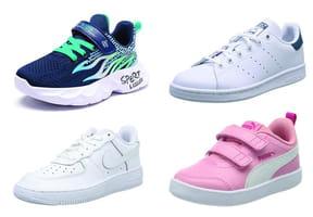Les baskets tendances pour votre enfant