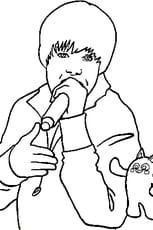 Coloriage Justin Bieber 3 en Ligne Gratuit à imprimer