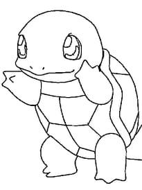 Pokémon carapuce