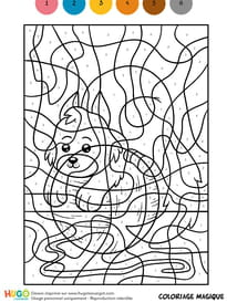Coloriage Fille Avec Chat.Coloriage Chat A Imprimer Sur Hugolescargot Com