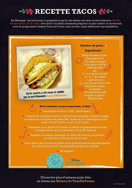 Coco Recette De Tacos