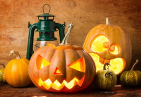 Comment creuser une citrouille d'Halloween?