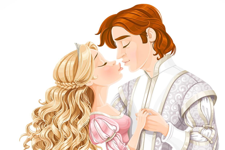 Coloriage la vie de princesse