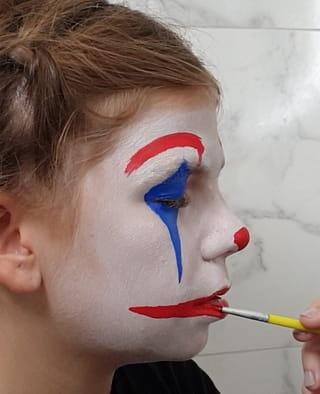 Étape 5: Finissez le maquillage de la bouche
