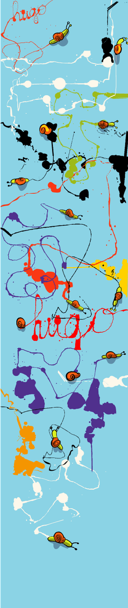Si Pollock Venait Peindre Chez Toi