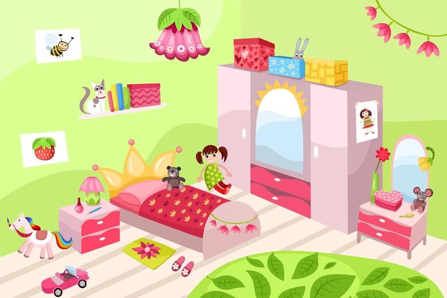 dans ma chambre chansons pour enfants sur. Black Bedroom Furniture Sets. Home Design Ideas