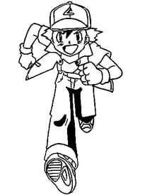 Sacha Pokémon