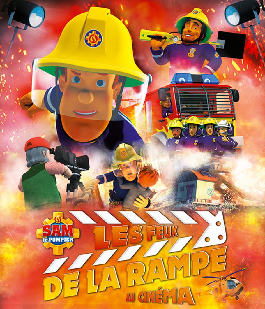 Sam Le Pompier Les Feux De La Rampe