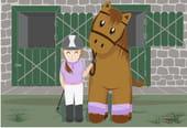 Comptine C'était un cheval
