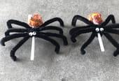 Sucette-araignée pour Halloween [VIDEO]
