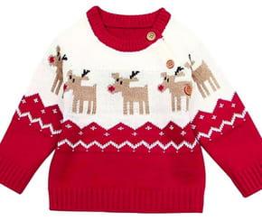 Ambiance festive avec les pulls de Noël