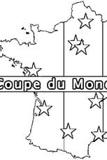 Coloriage France 98 en Ligne Gratuit à imprimer