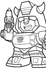 Coloriage Transformers En Ligne Gratuit à Imprimer