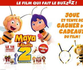 Concours Maya l'Abeille 2