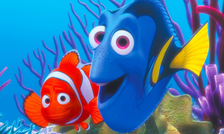 Coloriage Le Monde De Nemo 3d Sur Hugolescargot Com